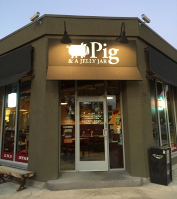 Three Whims: Pig and a Jelly Jar, must try Salt Lake restaurant