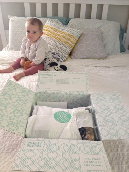 Three Whims: Rose Checking out my Stitch Fix