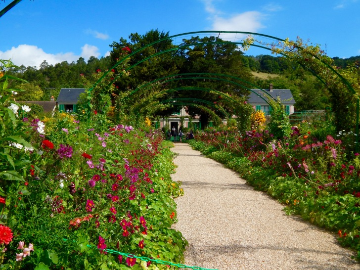 Three Whims: Monet's Gardens in Giverny