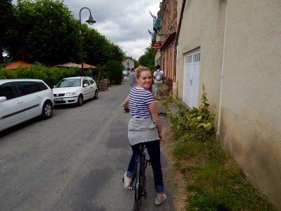 Three Whims: Bike Ride in Giverny