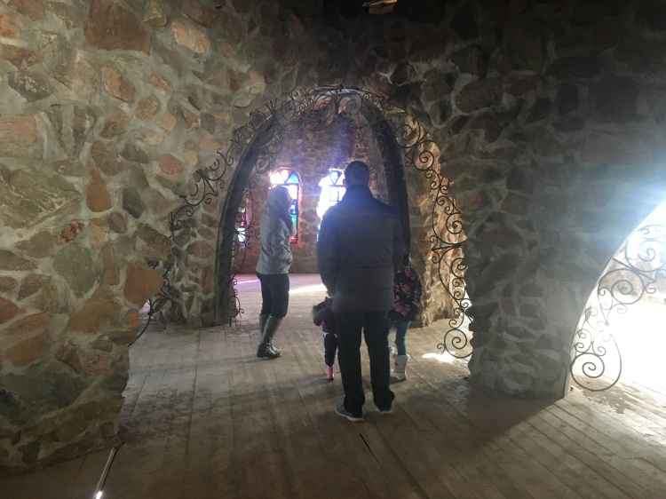 Three Whims: Review of Bishop's Castle in Colorado