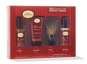 The Art of Shaving Starter Kit