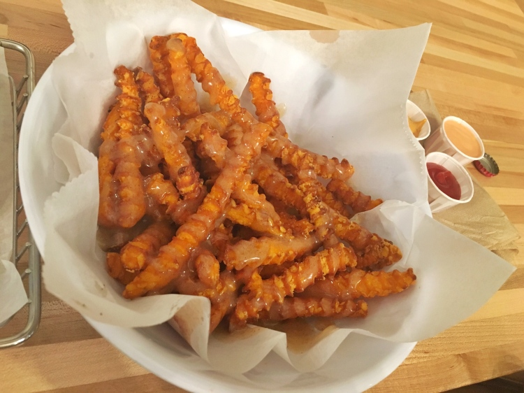 Three Whims Review: Cubby's in Sugarhouse the best sweet potato fries