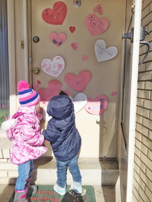 """Three Whims: """"Heart Attack"""" - a fun Valentine's Day service project to do with your children"""