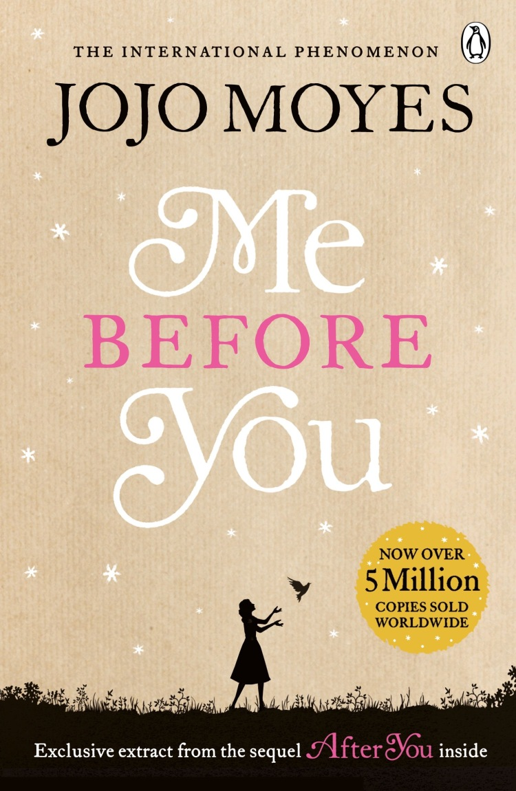 Three Whims Book Club Me Before You by JoJo Moyes