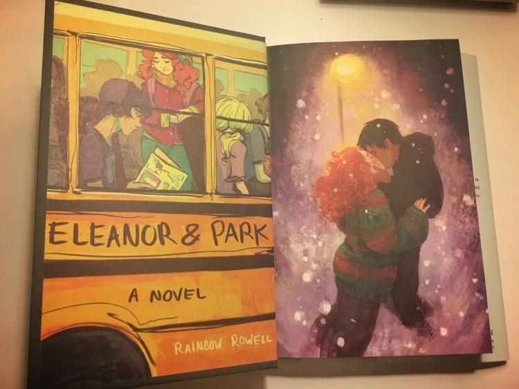 Three Whims: Book review and must read Eleanor & Park by Rainbow Rowell