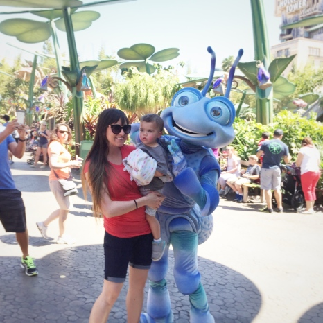 Three Whims: tips for a successful trip to Disneyland with a toddler