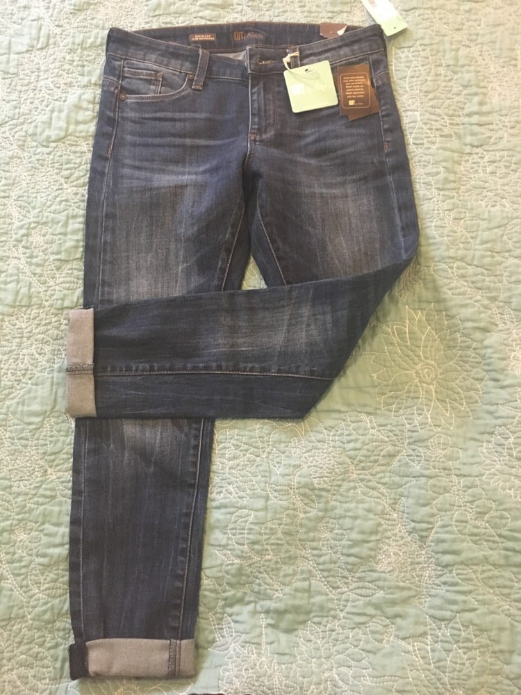 Three Whims: Review of Stitch Fix #9 Kut From The Kloth Aviva Boyfriend Jeans