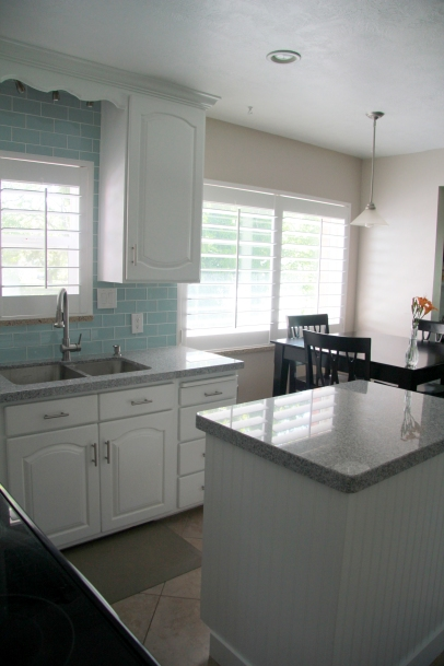 Three Whims: DIY Kitchen Remodel reveal