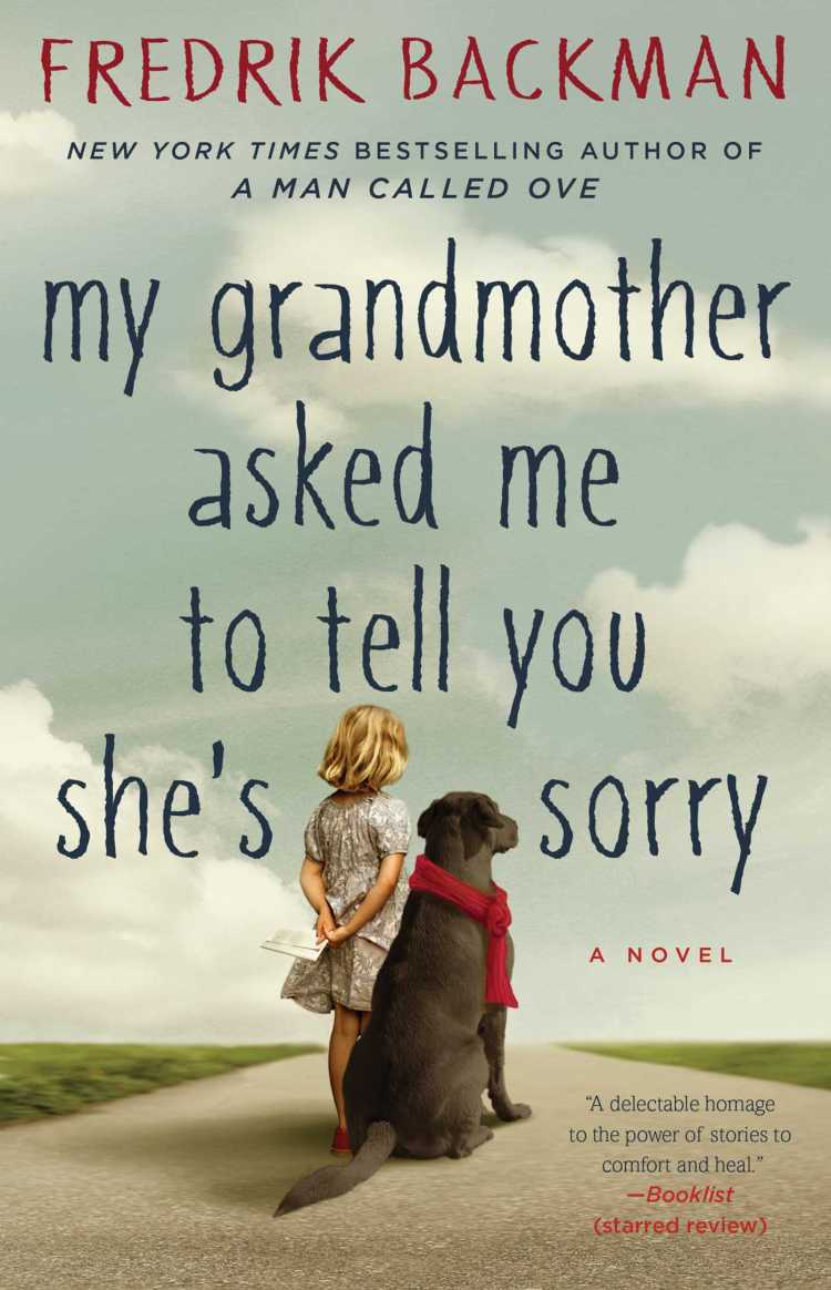 Three Whims Book Club: My Grandmother Asked Me to Tell You She's Sorry
