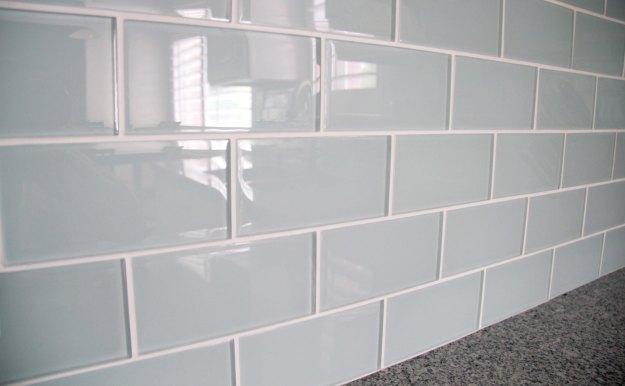 Three Whims: DIY Kitchen remodel - back splash tile
