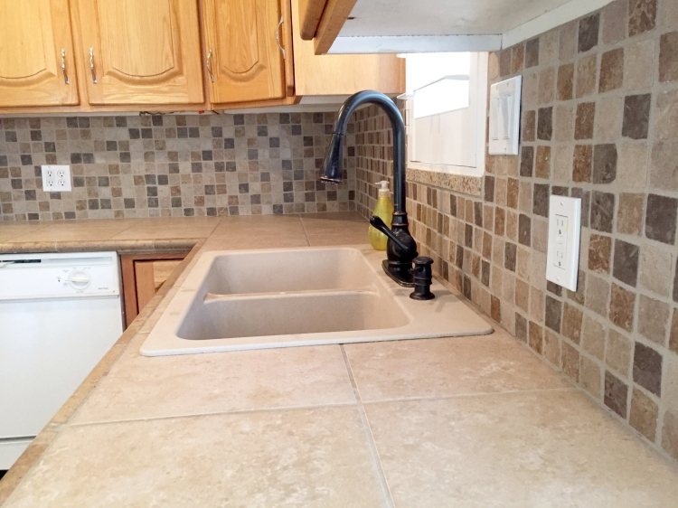 Three Whims: Kitchen remodel - before photo