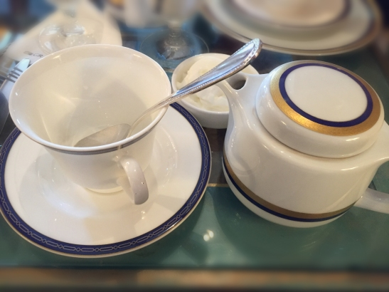 Three Whims: afternoon tea time at the Grand America Hotel in SLC