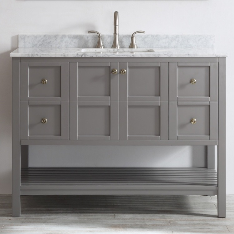 Three Whims: Bathroom vanity pick