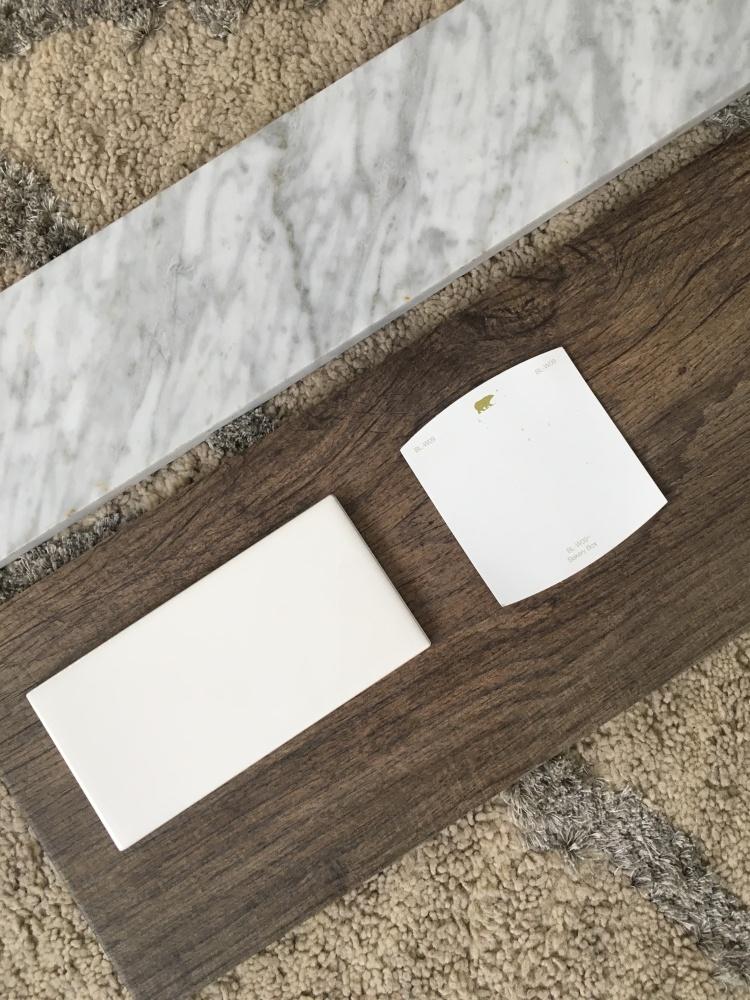 Three Whims: Modern Farmhouse Bathroom Finish Picks